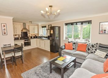 Thumbnail 2 bed flat for sale in 214 Westferry Road, London