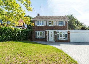Thumbnail 4 bed detached house for sale in Blackley Close, Watford, Hertfordshire