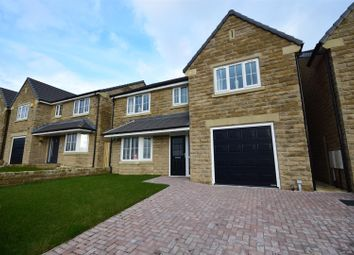4 bed detached house for sale in Roper Lane, Queensbury, Bradford BD13