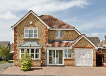 Thumbnail 4 bed detached house for sale in Newbury Road, Norton Canes, Cannock