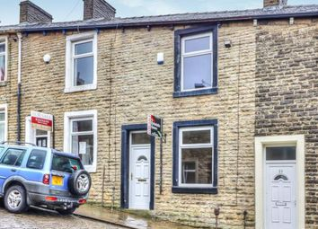 Thumbnail 2 bed terraced house for sale in Basil Street, Colne, Lancashire