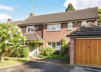 Thumbnail 4 bed detached house for sale in Hartford Road, Hartley Wintney, Hook