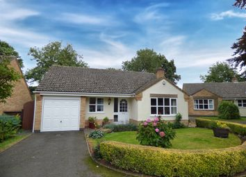 Thumbnail 3 bed detached bungalow for sale in The Pastures, Cottesmore, Oakham