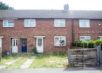 Thumbnail 3 bed terraced house for sale in Chantry Close, Newark