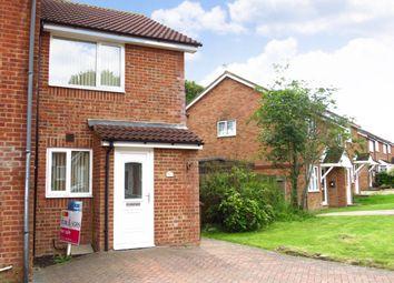 Thumbnail 2 bedroom end terrace house for sale in Howlett Drive, Hailsham