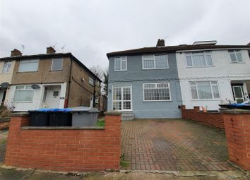 Thumbnail 3 bed property to rent in Burgess Avenue, London