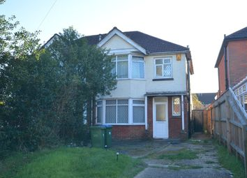 Thumbnail 4 bedroom semi-detached house to rent in Burgess Road, Southampton