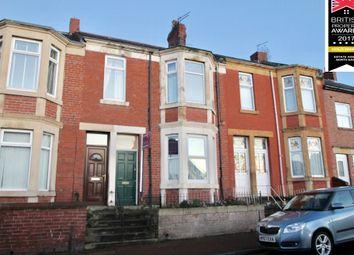 Thumbnail 2 bed flat to rent in Brighton Road, Saltwell, Gateshead, Tyne & Wear