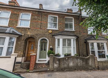 Thumbnail 4 bedroom terraced house for sale in Brierley Road, London