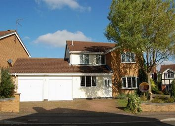 Thumbnail 4 bedroom detached house to rent in Corran Close, Dallington, Northampton