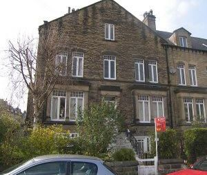 Thumbnail 3 bedroom maisonette to rent in St Mary's Walk, Harrogate