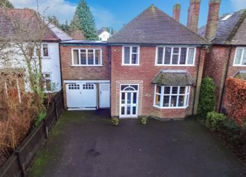 Thumbnail 4 bed detached house for sale in Spencefield Lane, Evington, Leicester