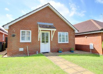 Thumbnail 2 bed detached bungalow for sale in The Oaks, Mattishall, Dereham
