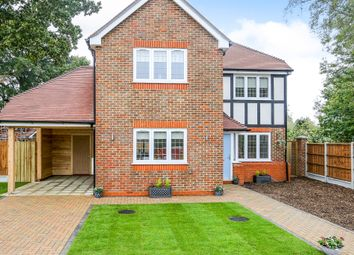Thumbnail 3 bedroom detached house for sale in Cuckfield Road, Burgess Hill