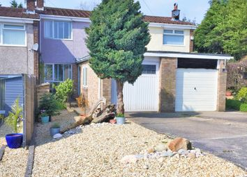 Thumbnail 4 bedroom terraced house for sale in Denys Close, Dinas Powys, Vale Of Glamorgan