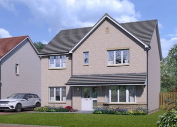 Thumbnail 4 bedroom detached house for sale in Cairngorm Silver Glen, Alva