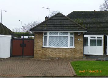 Thumbnail 3 bed bungalow to rent in Langford Drive, Stopsley, Luton