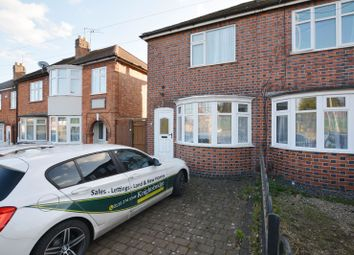 2 bed semi-detached house to rent in Harborough Road, Oadby, Leicester LE2