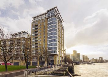 Thumbnail 4 bed flat for sale in Westferry Circus, London