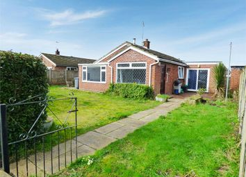 Thumbnail 3 bed detached bungalow for sale in St Michaels Way, Wenhaston, Halesworth, Suffolk