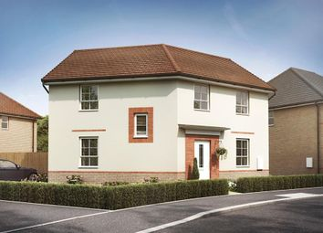 """3 bed detached house for sale in """"Lutterworth"""" at St. Martins Road, Eastbourne BN22"""
