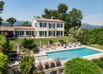 Thumbnail 6 bed villa for sale in Opio, Mougins, Valbonne, Grasse Area, French Riviera