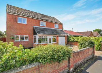 Thumbnail 4 bed detached house for sale in Shropham, Attleborough
