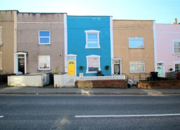 Thumbnail 4 bed terraced house for sale in St Lukes Road, Victoria Park, Bristol