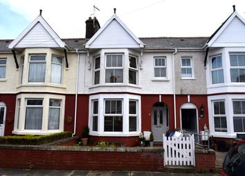 Thumbnail 4 bedroom terraced house for sale in Queens Avenue, Porthcawl