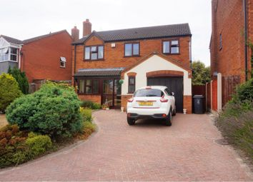 Thumbnail 4 bed detached house for sale in Garnet Close, Walsall