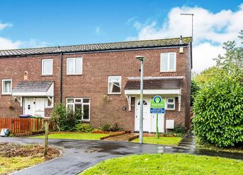 Thumbnail 3 bed end terrace house for sale in Dodmoor Grange, Telford, Shropshire