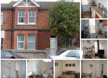 Thumbnail 1 bedroom flat to rent in Salisbury Road, Worthing