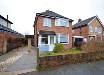 Thumbnail 3 bed detached house for sale in Willow Park Drive, Wigston