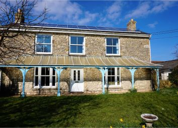 Thumbnail 4 bed farmhouse for sale in Main Road, Yarmouth