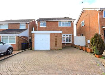 3 bed detached house for sale in Overfield Close, Ratby, Leicester LE6