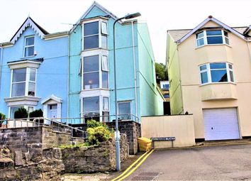 5 bed terraced house for sale in Church Park, Mumbles, Swansea SA3