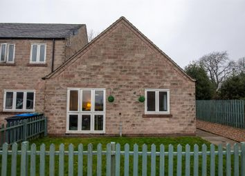 Thumbnail 2 bed bungalow for sale in Hardings Close, Kirk Ireton, Ashbourne