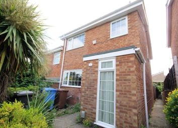 Thumbnail 3 bedroom semi-detached house to rent in Briarhayes Close, Ipswich, Suffolk