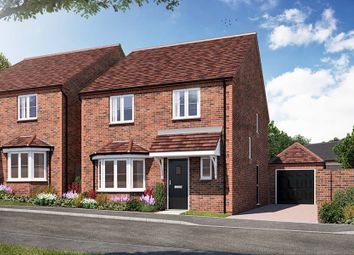 "Thumbnail 4 bedroom detached house for sale in ""The Broughton"" at Broughton Road, Banbury"