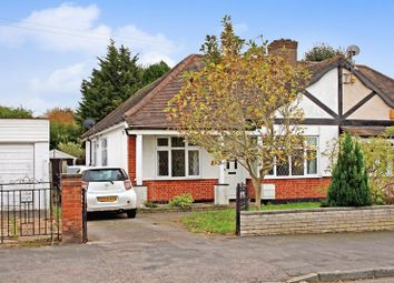 Thumbnail Bungalow for sale in The Drive, Collier Row, Romford