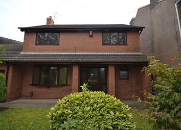 Thumbnail 3 bed detached house to rent in Hempstalls Lane, Newcastle-Under-Lyme