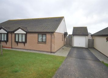 Thumbnail 2 bed semi-detached bungalow for sale in Carknown Gardens, Redruth
