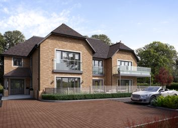 Thumbnail 2 bed flat for sale in Chigwell Road, Chigwell