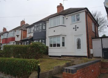 Thumbnail 3 bed property for sale in Charlbury Crescent, Yardley, Birmingham