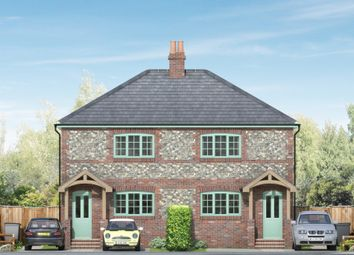 Thumbnail 3 bed semi-detached house for sale in Springvale Road, Headbourne Worthy, Winchester