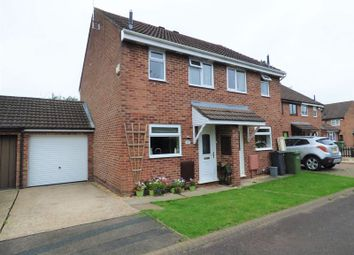Thumbnail 2 bed semi-detached house for sale in Hembury Close, Hardwicke, Gloucester