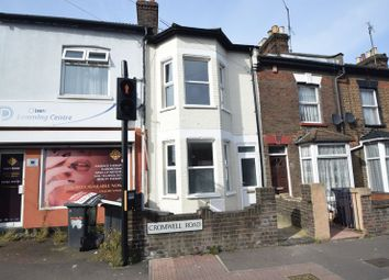 Thumbnail 3 bed terraced house to rent in Cromwell Road, Luton