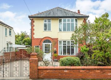 Thumbnail 4 bed detached house for sale in Hazelmere Road, Ashton-On-Ribble, Preston, Lancashire