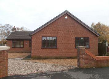 Thumbnail 4 bed bungalow for sale in Fairholme Avenue, Ashton-In-Makerfield, Wigan