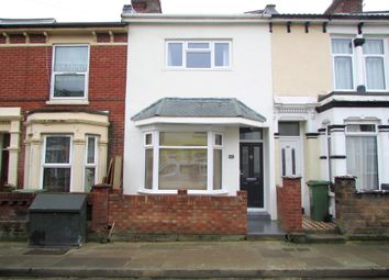Thumbnail 3 bed terraced house for sale in Cardiff Road, North End, Portsmouth